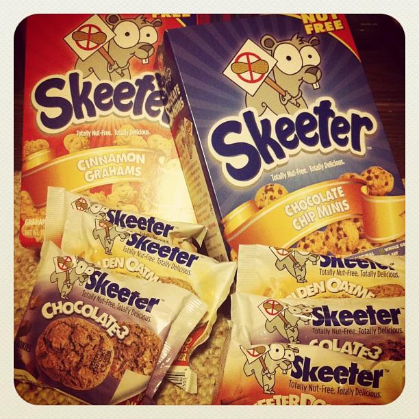 cookies skeeter snacks